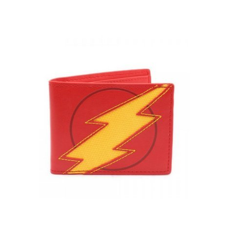 DC Comics Flash - Trifold Wallet - Kryptonite Character Store
