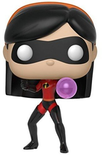 Funko Pop Disney Incredibles 2, Violet (Styles May Vary) Multicolor - Kryptonite Character Store