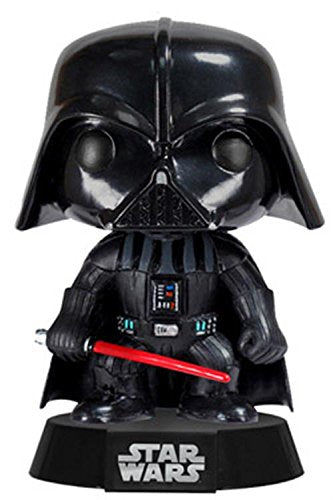 Star Wars - Darth Vader Pop Vinyl Figure - Kryptonite Character Store