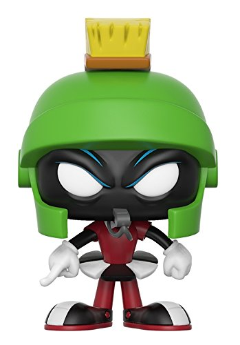 Funko POP Movies Space Jam Marvin Action Figure - Kryptonite Character Store