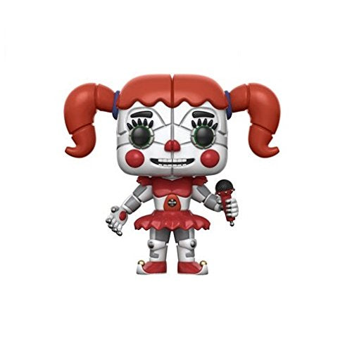 Funko Pop Games Sister Location Baby Collectible Figure - Kryptonite Character Store