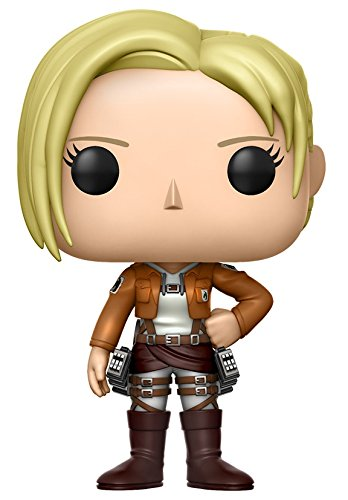 Funko POP Anime Attack on Titan Annie Leonhart Action Figure - Kryptonite Character Store