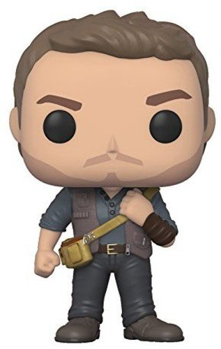 Funko Pop Movies: Jurassic World 2-Owen Collectible Figure, Multicolor