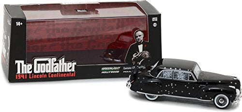 Greenlight the Godfather (1972) -1941 Lincoln Continental 1