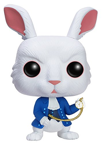 Funko Disney Alice Through The Looking Glass McTwisp White Rabbit Pop Vinyl Figure - Kryptonite Character Store
