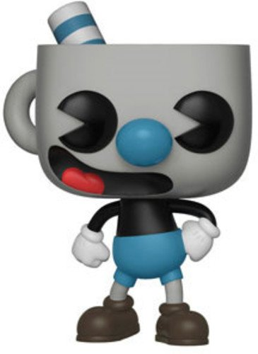 Funko Pop Games: Cuphead-Mugman Collectible Figure