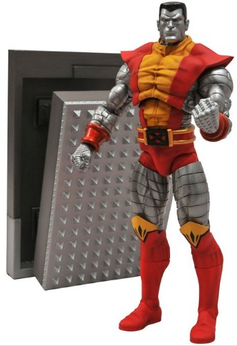 Marvel - X-Men: Colossus Select Action Figure - Kryptonite Character Store