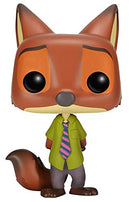 Funko Nick Wilde POP Disney: Zootopia Figure - Kryptonite Character Store