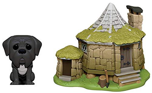 Funko Pop! Town: Harry Potter - Hagrid's House with Fang