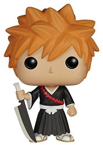 Funko POP Anime: Bleach Ichigo Action Figure - Kryptonite Character Store