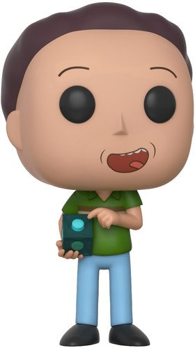 Funko Pop Animation: Rick and Morty-Jerry Collectible Figure - Kryptonite Character Store