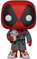 Funko POP Movies: Deadpool and Deadpool 2 Character Toy Action Figures