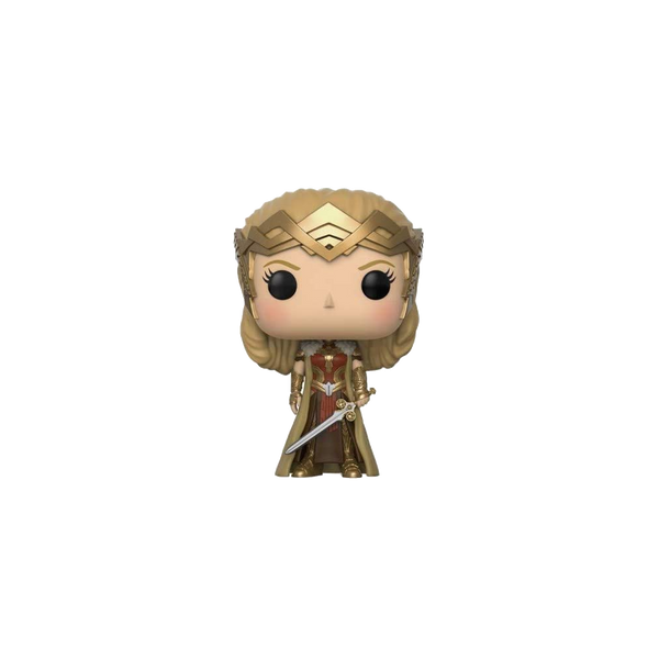Funko POP Movies DC Wonder Woman Movie Hippolyta Action Figure
