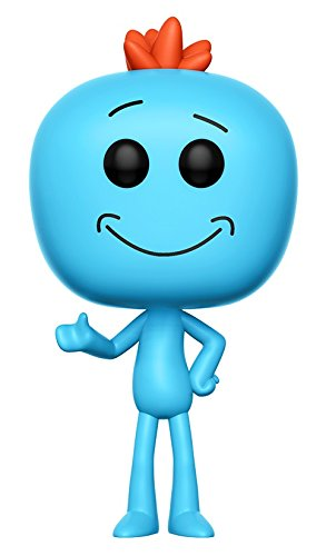 Funko POP Rick and Morty Mr. Meeseeks Toy Action Figures