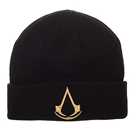 Assassins Creed - Emb Cuff Beanie Hat
