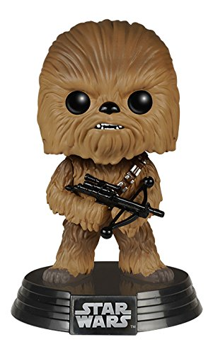 Funko Pop Star Wars The Force Awakens - Chewbacca - Kryptonite Character Store