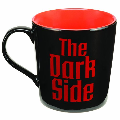 "Star Wars Darth Vader ""The Dark Side"" 12 oz Ceramic Mug - Kryptonite Character Store"