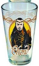 THE HOBBIT Lord of the Rings 16 oz. Pint Glass