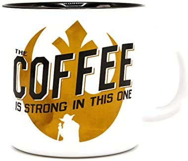 Star Wars Coffee is Strong in This One Ceramic Mug, 20-Oz