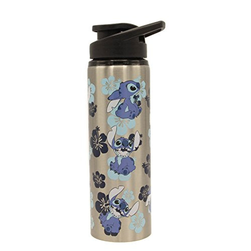 Disney Lilo and Stitch 25oz. Water Bottle - Kryptonite Character Store
