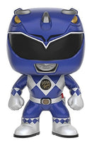 Funko POP TV: Power Rangers - Blue Ranger Action Figure - Kryptonite Character Store
