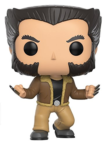 Funko POP Marvel: X-Men-Logan Action Figure