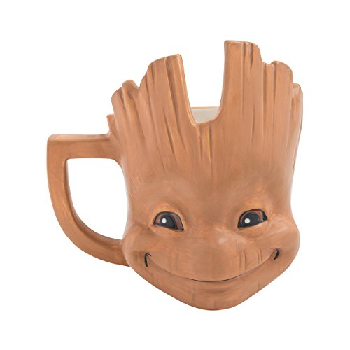 Marvel GOTG Baby Groot 20 Oz. Mug - Kryptonite Character Store