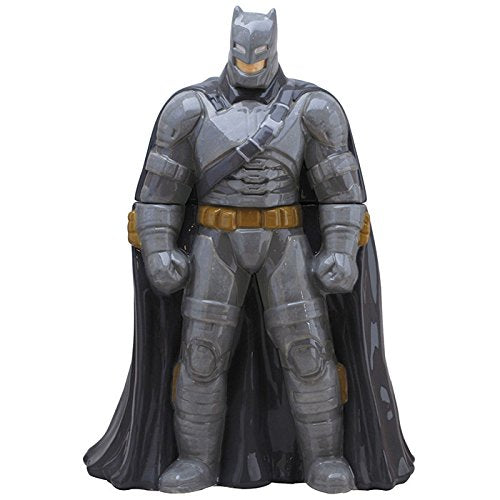 Westland Giftware Armored Batman Ceramic Cookie Jar *CLEARANCE*
