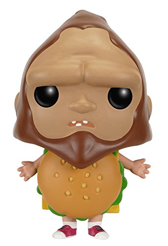 Funko POP Animation: Bob's Burgers - Beefsquatch Action Figure - Kryptonite Character Store