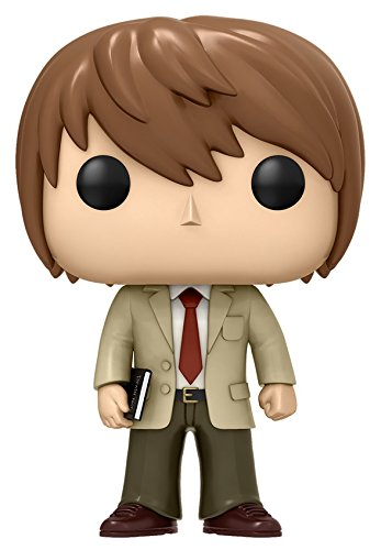 Funko POP Anime Death Note Light Action Figure - Kryptonite Character Store