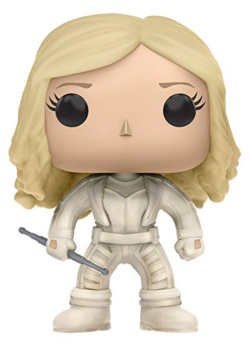 Funko POP TV: Legends of Tomorrow - White Canary Action Figure - Kryptonite Character Store