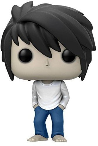 Funko POP Anime Death Note L Action Figure - Kryptonite Character Store