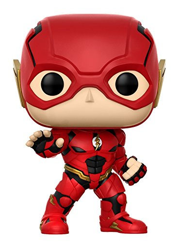 Funko POP! Movies: DC Justice League - The Flash Vinyl Figure