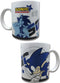 Sonic The Hedgehog Ceramic Mug - Kryptonite Character Store