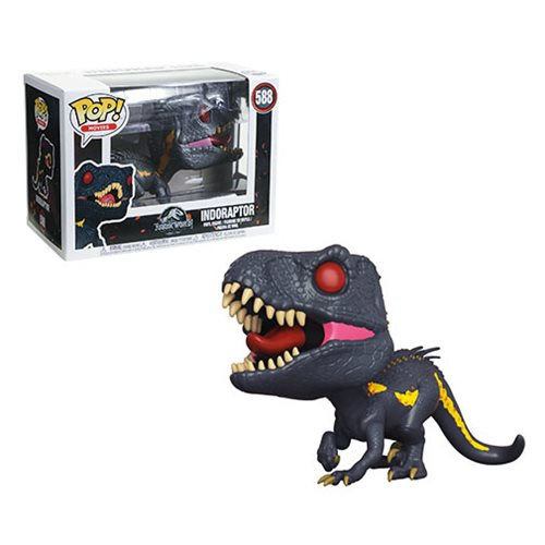 Jurassic Park Indoraptor Pop Vinyl Figure - Kryptonite Character Store