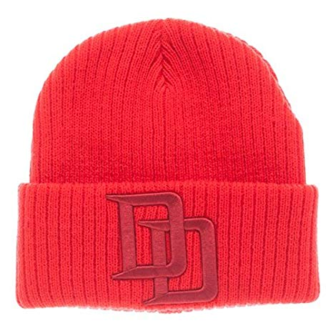 Marvel Daredevil - Red Beanie Hat