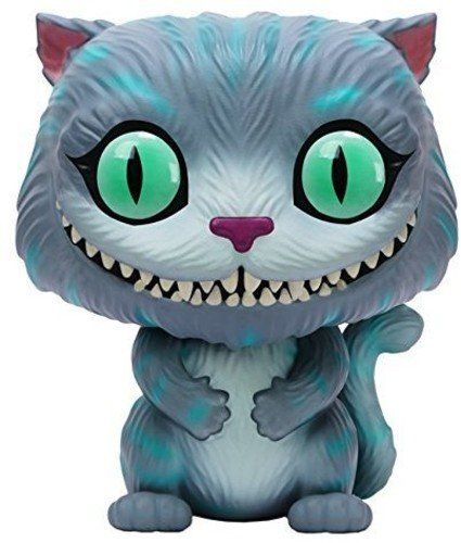 Funko POP Disney: Alice in Wonderland Action Figure - Cheshire Cat - Kryptonite Character Store