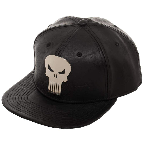 Marvel The Punisher Skull Suit Up Snapback Hat
