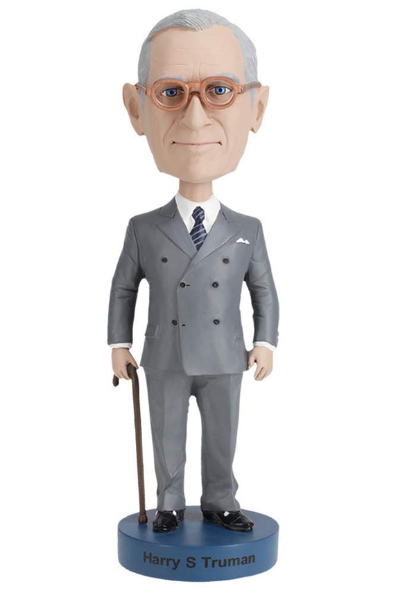 Presidents - Harry S. Truman Bobble Head