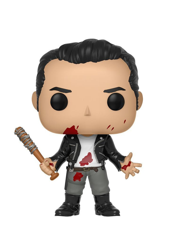 Funko Pop Television: the Walking Dead-Negan (Clean Shaven) Collectible Toy