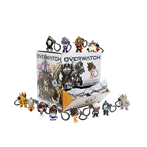 Official Overwatch Backpack Hanger Blind Bag