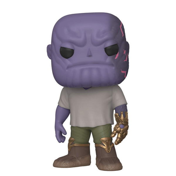 Funko Pop! Marvel: Avengers Endgame - Casual Thanos Garden