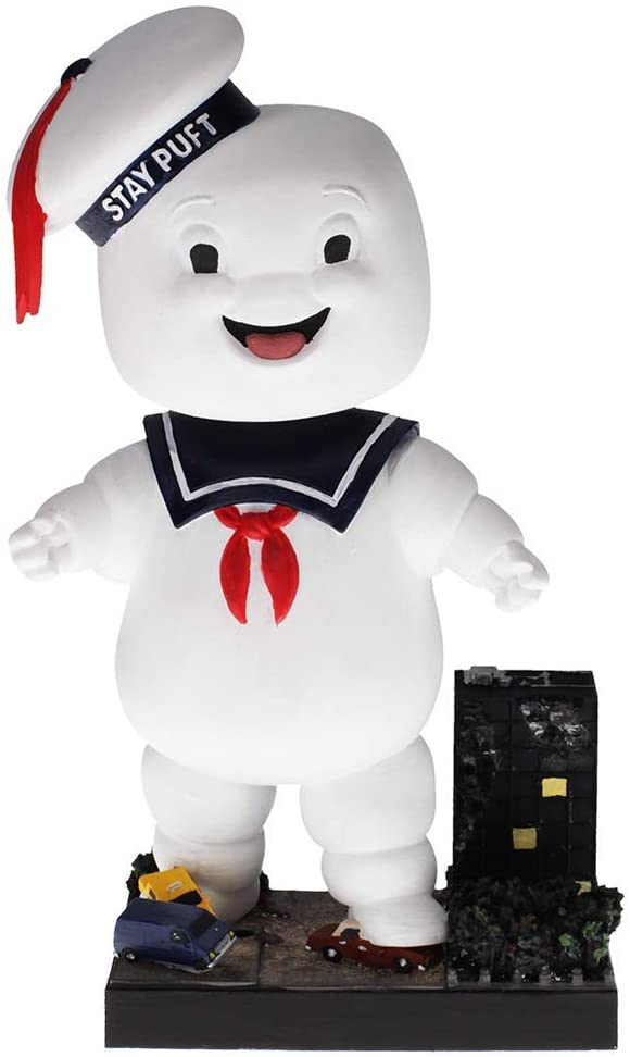 Stay Puft Ghostbusters Marshmallow Man Classic Bobblehead