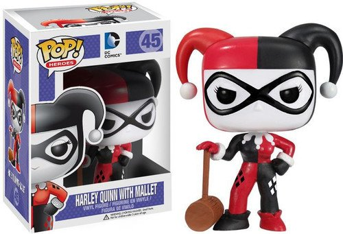 Harley Quinn with Mallet - Pop! Figure - Kryptonite Character Store