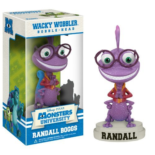 Monsters University Randall Bobble Head - Kryptonite Character Store