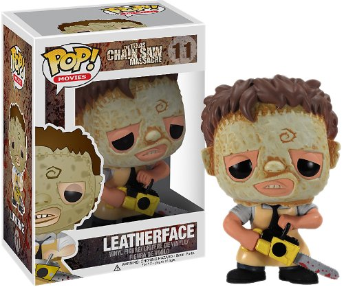 Funko Pop Movies: Leatherface Vinyl Figure - Kryptonite Character Store