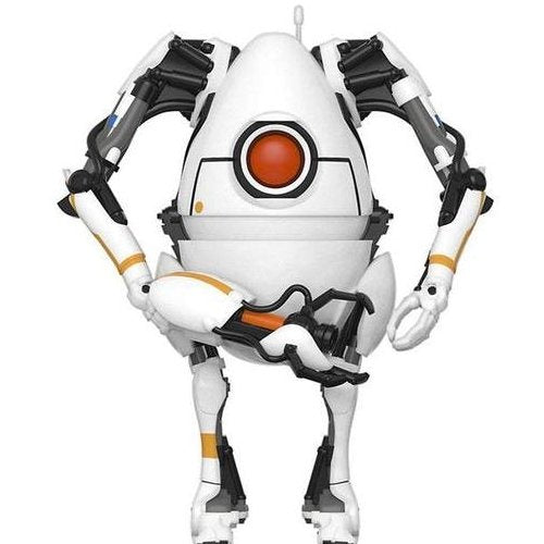Funko Pop Games: Portal - P-Body Collectible Vinyl Figure