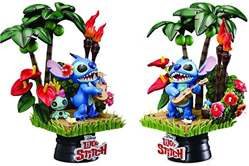 Beast Kingdom Lilo & Stitch D-Select Series DS-004 6-Inch Statue - Kryptonite Character Store