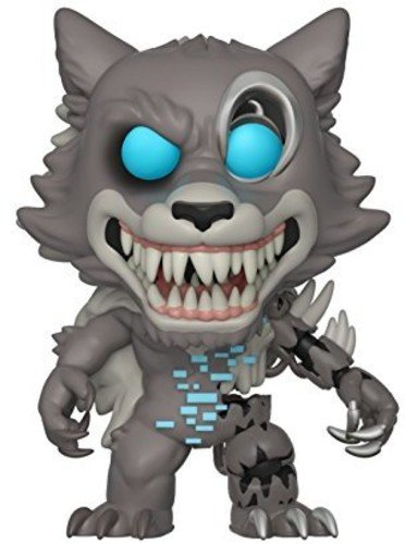 Funko Pop Books: Five Nights At Freddy's - Twisted Wolf Collectible Figure