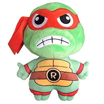Teenage Mutant Ninja Turtles Raphael Phunny Plush - Kryptonite Character Store